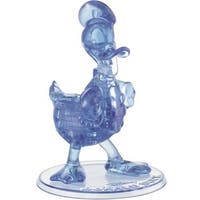BePuzzled 3D Crystal Disney Donald Duck 39-piece Puzzle