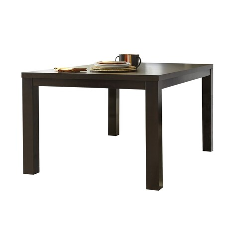 Athena Retangular Dining Table - Chocolate
