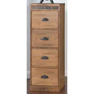 Sunny Designs Sedona 4-Drawer File Cabinet