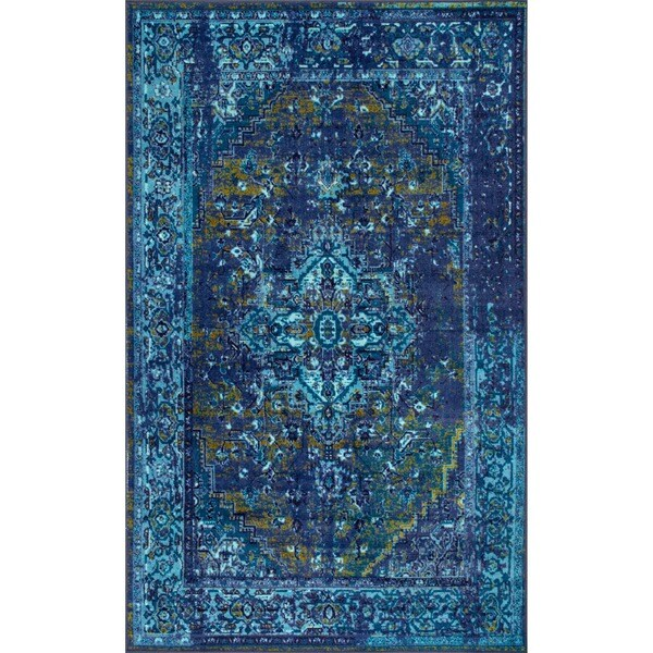 Blue Rugs U0026 Area Rugs   Shop The Best Deals For Aug 2017   Overstock.com