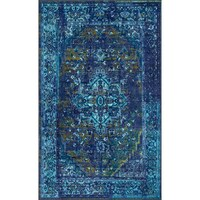 blue rugs & area rugs for less | overstock