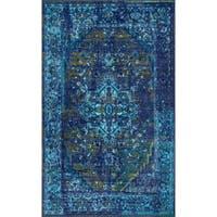Blue 5x8 6x9 Rugs