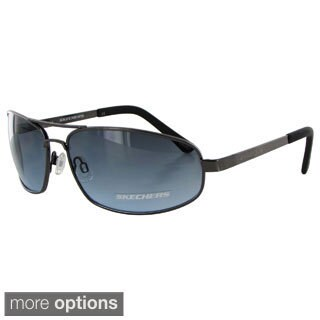 Skechers Mens 5017 Short Lens Aviator Sunglasses
