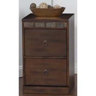 Sunny Designs Santa Fe 2-Drawer File Cabinet