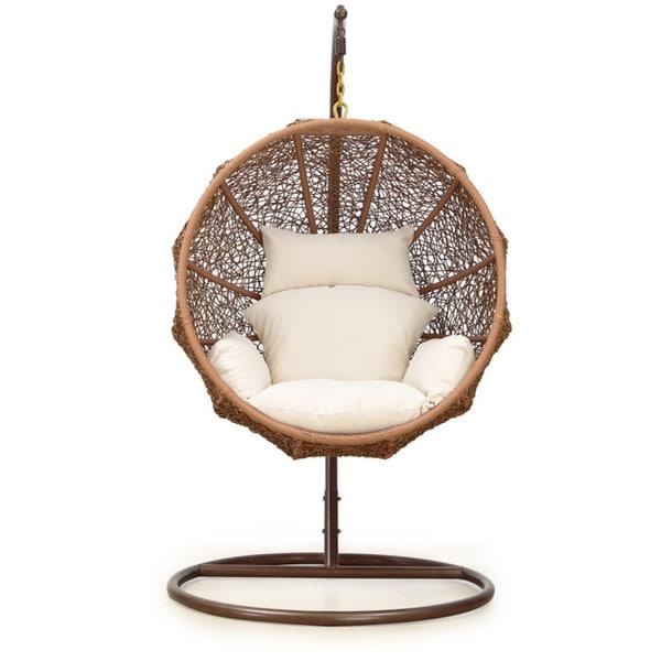 Zolo Hanging Rattan Lounge Chair
