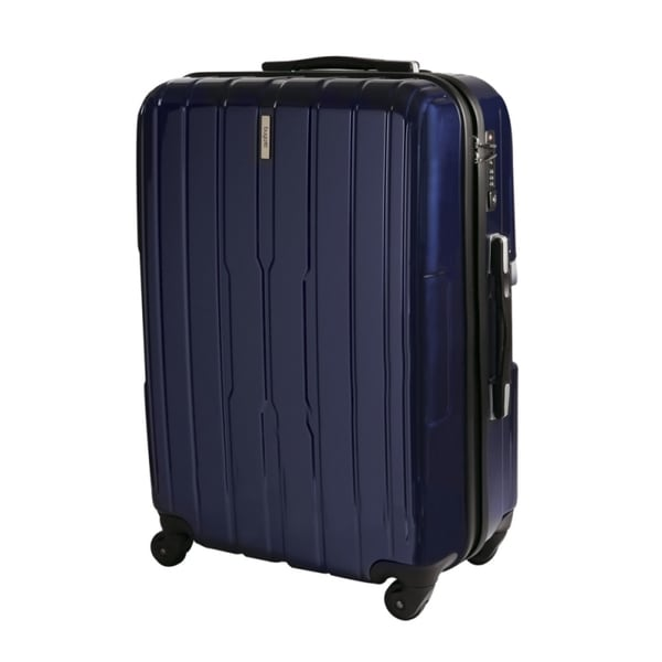 55038f805a93 Shop Bugatti 28-inch Hardside Upright Spinner Suitcase - Ships To ...