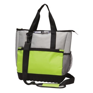 Goodhope Beach Shopping Cooler Tote with Molded Bottom