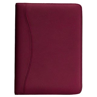 Royce Leather Junior Writing Genuine Leather Padfolio (Option: Black)