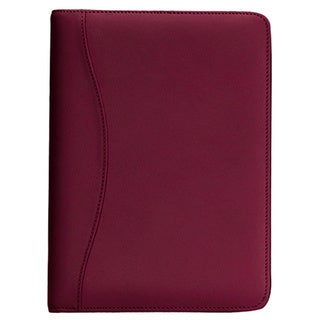 Link to Royce Leather Junior Writing Genuine Leather Padfolio Similar Items in Binders