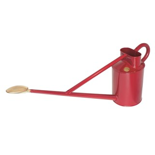 English Garden Haws Professional 2.3-gallon Outdoor Metal Watering Can