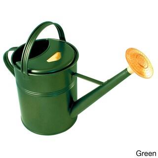 English Garden Haws Traditional 'Peter Rabbit' 2.3-gallon Outdoor Metal Watering Can - 2.3 gal