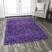 Rizzy Home Kempton Collection Hand-tufted Polyester Rug - 9' x 12'