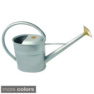 English Garden Haws Slimcan 2 Gallon Galvanized Metal Watering Can (3 options available)
