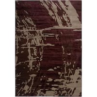 Rizzy Home Galleria Power-Loomed Machine-Made Polypropylene Contemporary Accent Rug - 9' x 12'