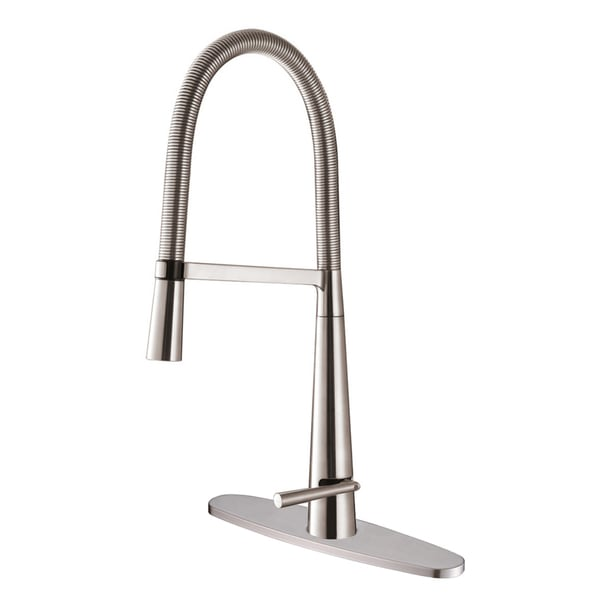 ruvati rvf1225b1bn pull down stainless steel kitchen