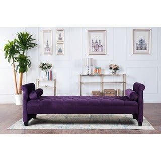 Jennifer Taylor Eliza Upholstered Sofa Bed