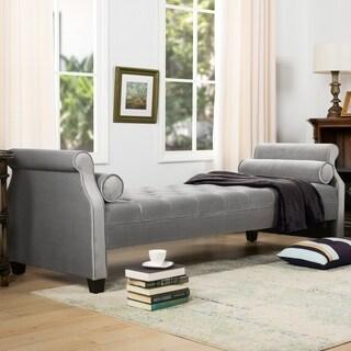 Jennifer Taylor Eliza Upholstered Sofa Bed