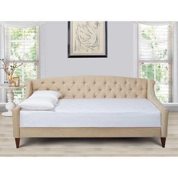 Jennifer taylor lucy upholstered sofa bed free shipping for Jennifer taylor sofa bed
