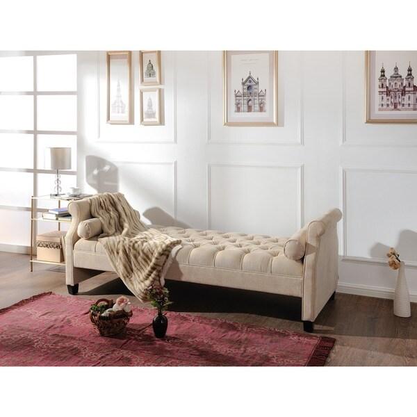 Jennifer Taylor Eliza Upholstered Sofa Bed - Free Shipping Today ...