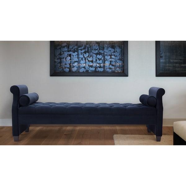 Jennifer Taylor Eliza Tufted Upholstered Sofa Bed Free Shipping - Tufted upholstered sofa