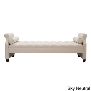 Clay Alder Home Charles Tufted Upholstered Sofa Bed