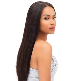 O-Remi Brazilian Virgin Remi Straight 6-piece Top Closure Bundle