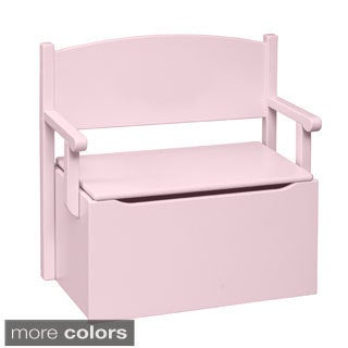 Little Colorado Bench Toy Box (5 options available)