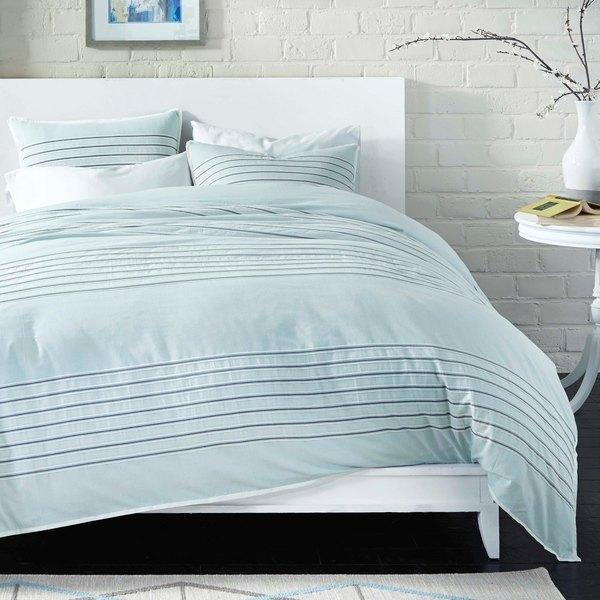 Spa Stripe 3 Piece Comforter Set Free Shipping Today