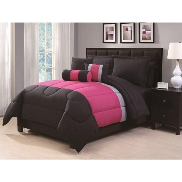 Tranquil Run Off 6-piece Comforter Set