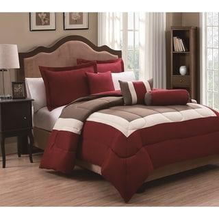 Tranquil Platform 6-piece Comforter Set