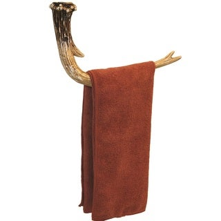 Rivers Edge Antler Hand Towel Rack
