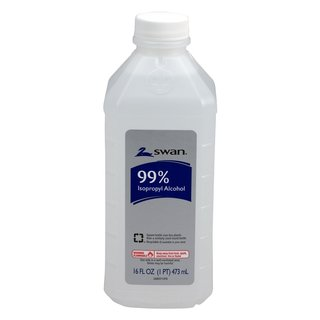 Swan 16-ounce 99-percent Isopropyl Alcohol
