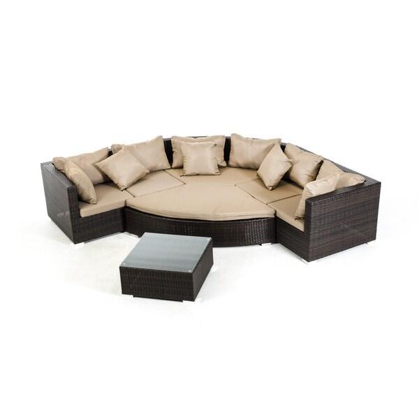 Renava Master Outdoor Sectional Sofa Set