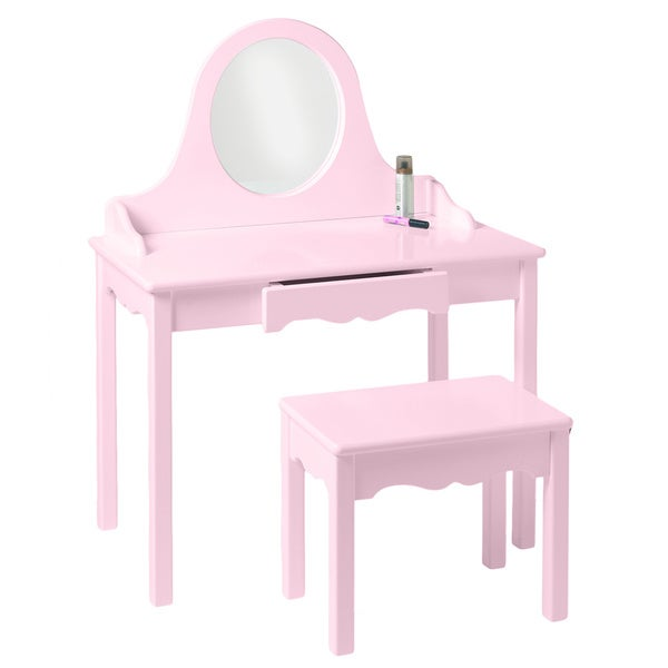 Little Colorado Child's Vanity and Bench Set
