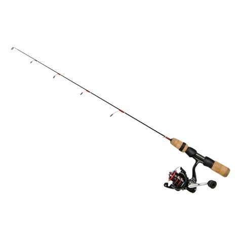 Frabill 371 Straight Line Bro Dead Stick Spinning 28-inch Combo