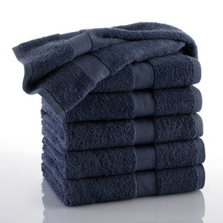 Porch & Den Jay Commercial Bath Towels (Set of 6)