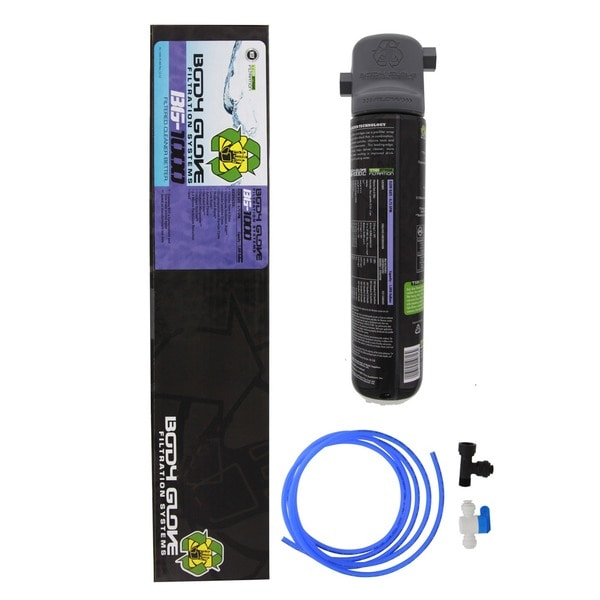 Bg 1000 Body Glove Water Filtration System