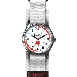 Dakota Women's Nurse Stainless Steel Sport Watch