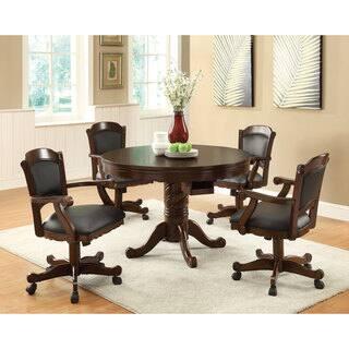 "Coaster Company Turk Game Chair - 24"" x 24"" x 37"""