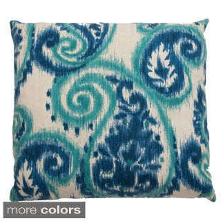 Michael Amini Bangali Decorative 22-inch Accent Pillow