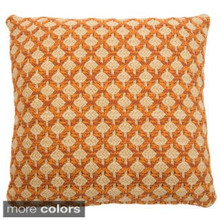 Michael Amini Colorado Decorative 22-inch Accent Pillow