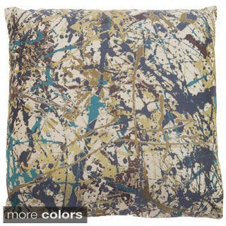 Michael Amini Painter Decorative 22-inch Accent Pillow