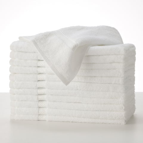 Carbon Loft Fresnel Commercial Hand Towel (Pack of 12)
