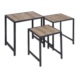IK Groveport Nesting Tables (Set of 3)