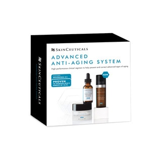 SkinCeuticals 3-piece Anti-Aging System