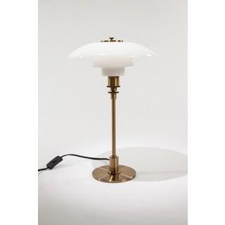 Hans Andersen Home Koniz Brass Table Lamp