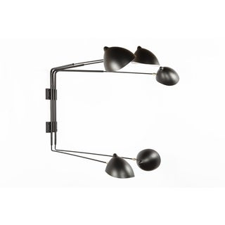 Hans Andersen Home Gavle Adjustable 5-light Wall Lamp