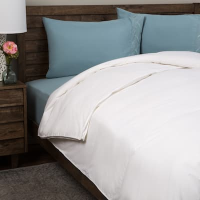 Cotton Down-Alternative Comforter 233 Thread Count by Grandeur Collection