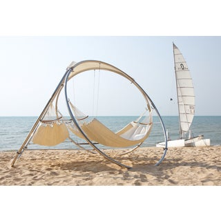 Infinity Hammock with Sunbrella Fabric