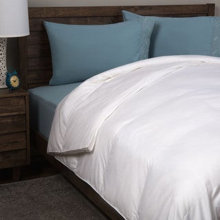Grandeur Collection Luxe 400 Thread Count Cotton Down Alternative Comforter
